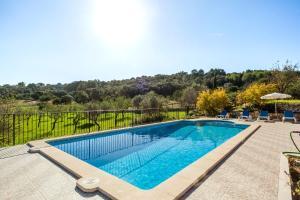 The swimming pool at or near Villa Rote