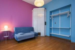 Гостиная зона в Italian Rooms Pio on Griboedova 35