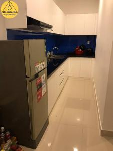 A kitchen or kitchenette at Thanh Thao