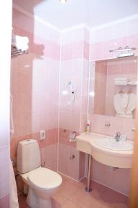 Ванная комната в Отель Юбилейный