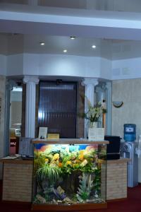 Лобби или стойка регистрации в Отель Юбилейный