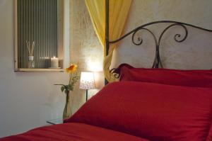 Letto o letti in una camera di Light of Rome