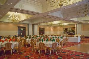 A restaurant or other place to eat at Royal Court Hotel & Spa Coventry