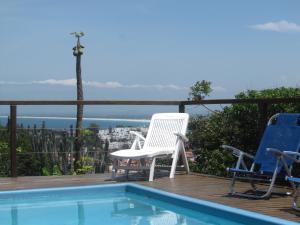 The swimming pool at or close to Casa Pontal do Atalaia