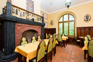 Restaurace v ubytování Havířská bouda
