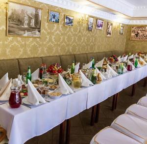 Ресторан / где поесть в Бутик-отель Вороново Клубъ