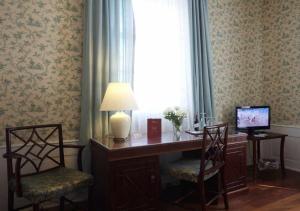 TV/Unterhaltungsangebot in der Unterkunft Hotel Snorrenburg GmbH