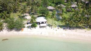 Prompakdee Kohmak Resort с высоты птичьего полета