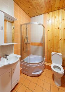 A bathroom at Гостевой дом ИМПЕРИАЛ