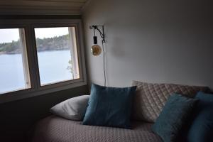 Oleskelutila majoituspaikassa Pensar Hotelli & Ravintola Sandvik