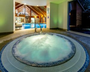 The swimming pool at or near Park Farm Hotel
