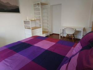 Un ou plusieurs lits dans un hébergement de l'établissement Le Gite du Relais