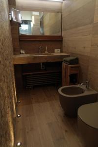 Een badkamer bij B&B Tuscany Gallery