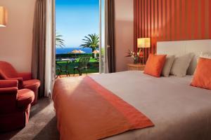 Cama o camas de una habitación en Senhora da Guia Cascais Boutique Hotel