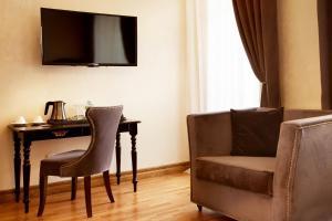 Гостиная зона в Резиденция Булгакова