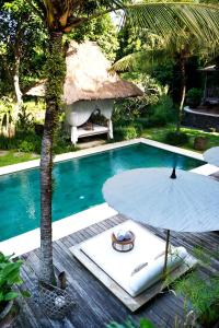 The swimming pool at or close to Kalapa Boutique Resort & Yoga