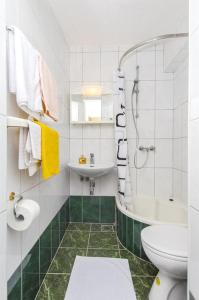 Kúpeľňa v ubytovaní Guest house Mediteran Relax
