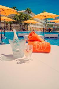 The swimming pool at or near BH Mallorca- Adults Only