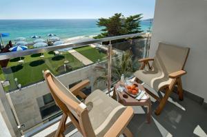A balcony or terrace at Alisios