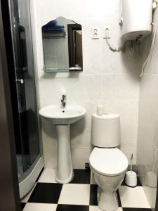 Ванная комната в Гостиница Райтекс