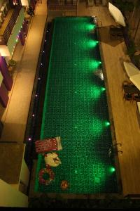 A view of the pool at OS Style Hotel or nearby