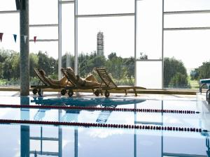 The swimming pool at or near Spa Tervis