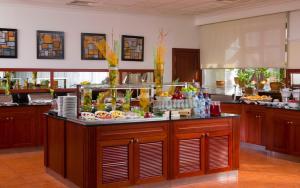 Ресторан / где поесть в Отель Марриотт Москва Тверская