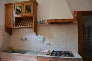 Cucina o angolo cottura di Agriturismo San Agostino
