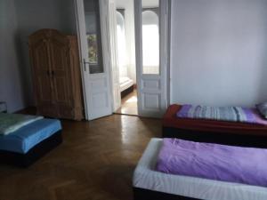 Ein Bett oder Betten in einem Zimmer der Unterkunft Raisa Apartments Fünkhgasse