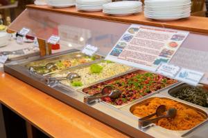 Еда / где поесть недалеко от санатория