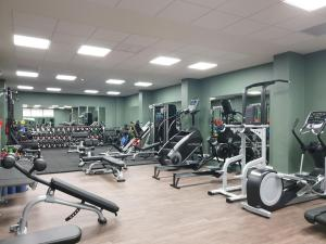 The fitness center and/or fitness facilities at The Eliott Hotel