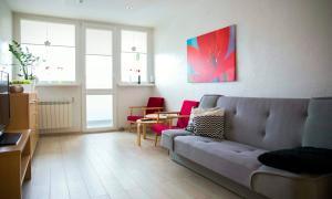 Część wypoczynkowa w obiekcie Apartament Gościnny Magda