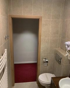 A bathroom at Eden Boutique