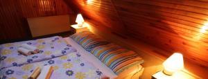 Posteľ alebo postele v izbe v ubytovaní City center