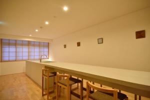 Machiya House SOWAKAにあるラウンジまたはバー