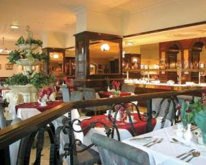 A restaurant or other place to eat at Britannia Hotel Coventry