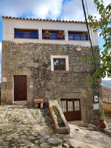 Edifici on està situat la casa rural