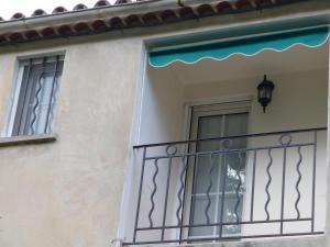 Balcon ou terrasse dans l'établissement Bella Vista