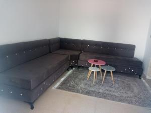 A seating area at Appartement à Houmt Souk Jerba