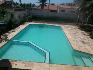 The swimming pool at or close to Casa Taíba Grande