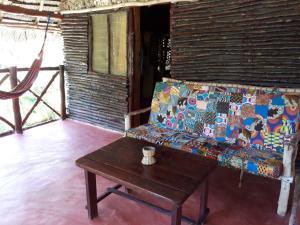 Coin salon dans l'établissement Mustapha' s Place