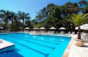 A piscina localizada em Amarilis Flat Service - Apto duplex ou nos arredores