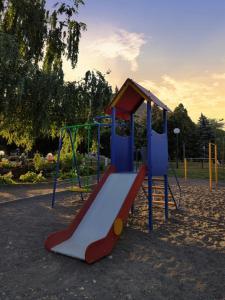 Children's play area at Pansionat Alyans Sanatornogo Tipa