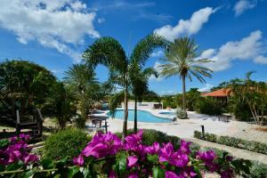 A piscina localizada em Blue Bay Beach Villas ou nos arredores