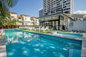 The swimming pool at or near Ultra Broadbeach