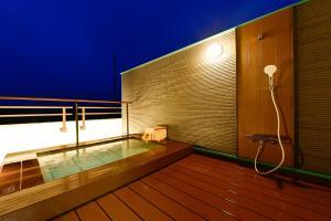 The swimming pool at or near Mimatsukan
