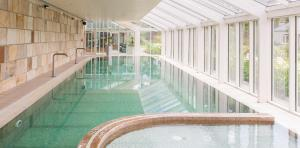 The swimming pool at or close to Lough Eske Castle