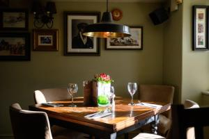 A restaurant or other place to eat at Innkeeper's Collection Exeter