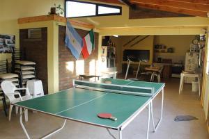 Ping-pong facilities at Los Teros or nearby