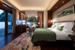 Honor Hotels & Resorts · Yun Shu Daliにあるベッド